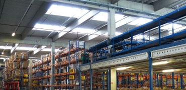 Промышленные светильники (накладной; подвесной)
