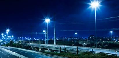 Уличные светильники со вторичной оптикой (накладной; подвесной)