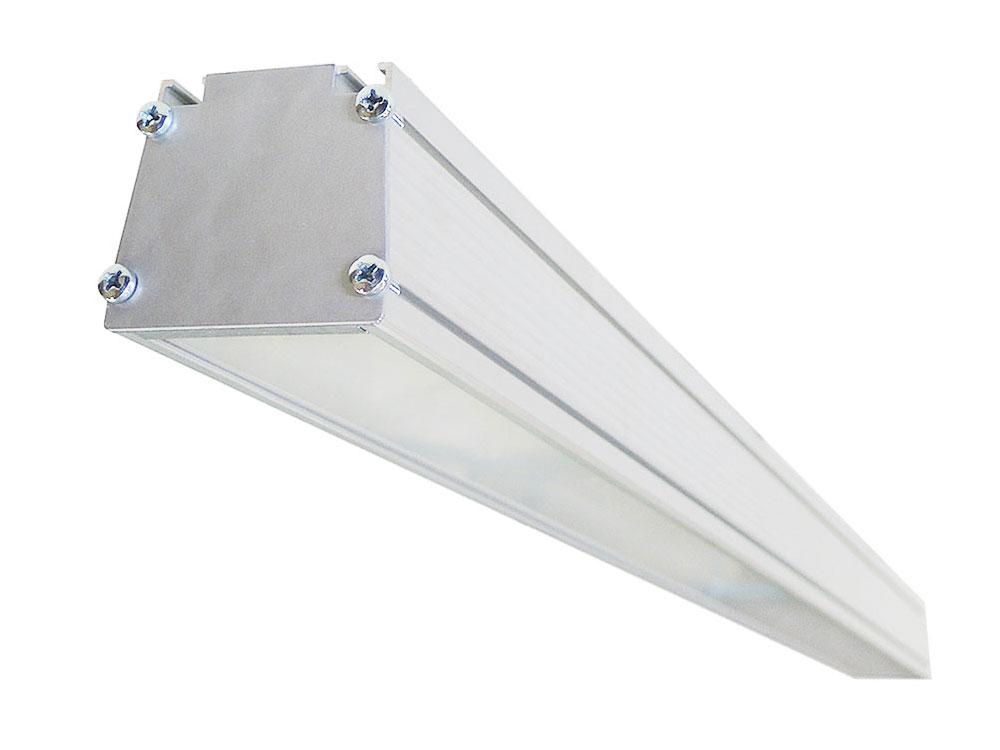 Торговый светодиодный светильник 24 Вт